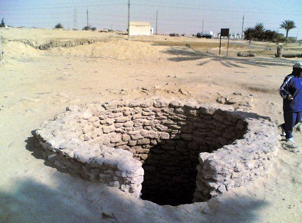 Masya Allah, Inilah Foto Sumur Nabi Musa di Mesir yang Disebutkan Dalam Al-Qur'an