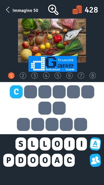 Soluzioni 1 Immagine 8 Parole soluzione livello 41-50