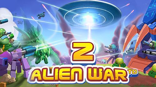 Tower Defense: Alien War TD 2 v1.2.0 Apk Mod