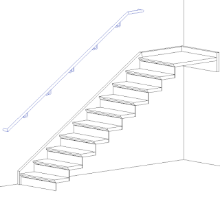 Direction you draw your railing matters | Revittize