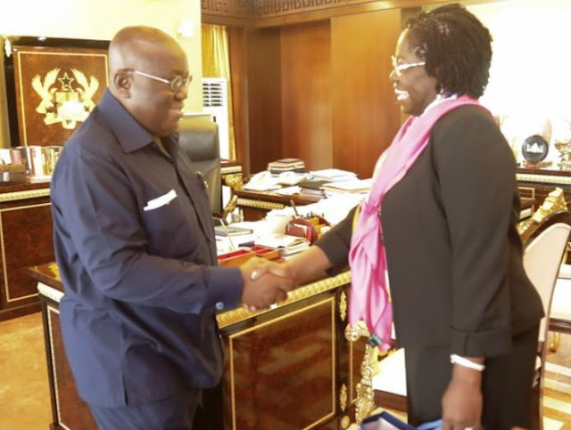 Akufo-Addo appoints Elsie Awadzi as 2nd Deputy Governor of BoG