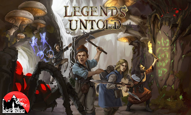 Legends Untold Kickstarter Review
