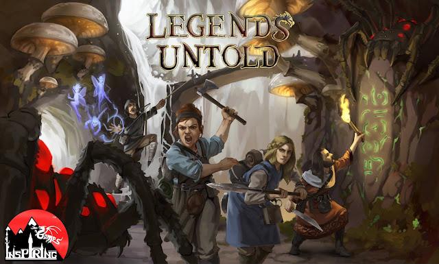 Legends Untold Kickstarter Review
