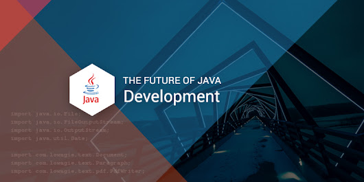 Java In The Future