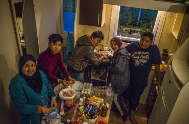 Penjelasan Saiful Nang Isu Dato' Aliff Syukri Makan Di Kaki Lima
