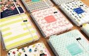 Planners: Um jeito lindo e fácil para organizar a sua vida