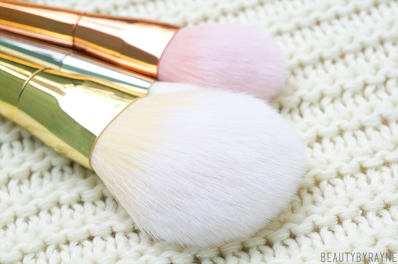 Dresslink review and haul makeup brushes