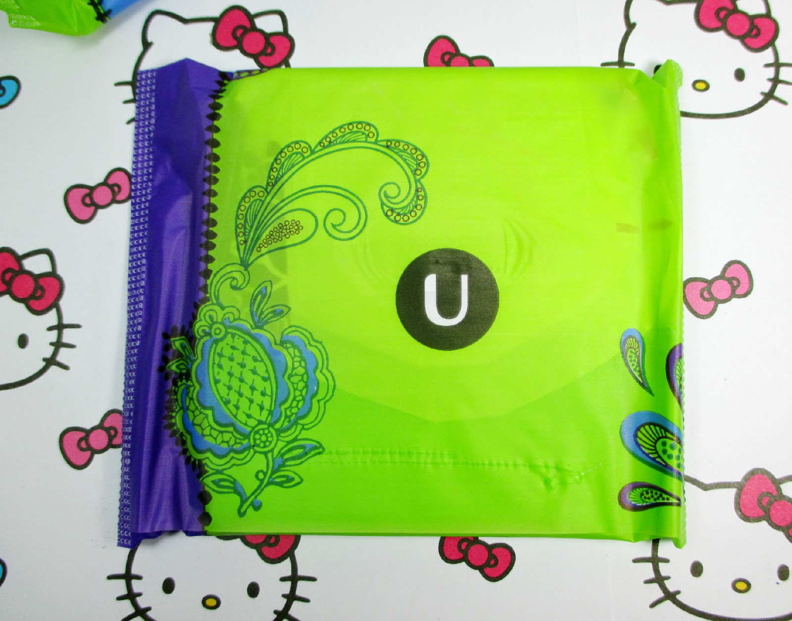 u by kotex free samples 3d capture core