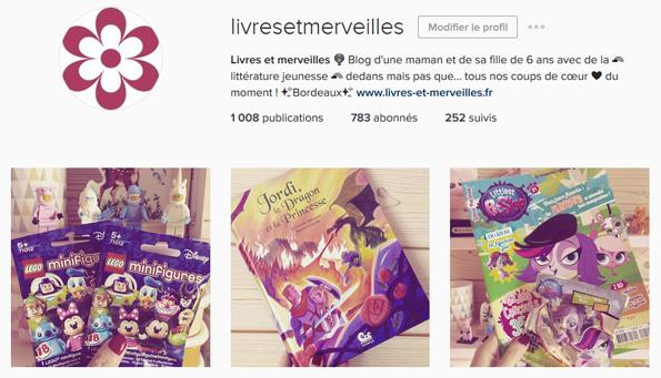 Livres et merveilles sur Instagram - Mois de mai 2016