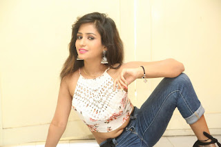 Deekshita Parvathi in a short crop top and Denim Jeans Spicy Pics Beautiful Actress Deekshita Parvathi January 2017 CelebxNext (156).JPG