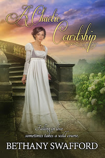 Heidi Reads... A Chaotic Courtship by Bethany Swafford