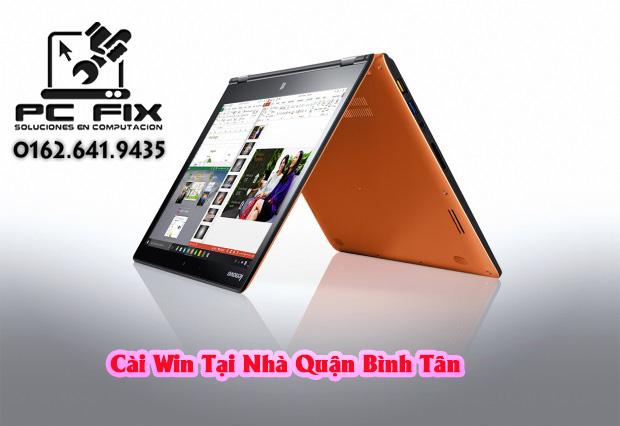 Cài Win Laptop Tại Nhà Quận Bình Tân TPHCM