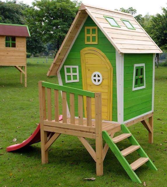 домик для дачи