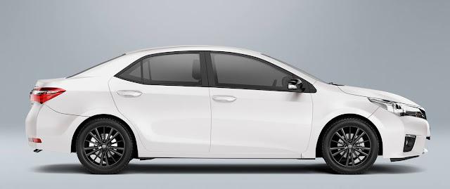 Novo Toyota Corolla Dymamic 2017