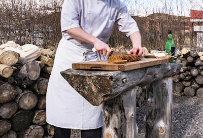 Plats typiques de l'Islande et la cuisine islandaise