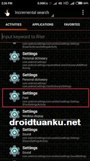 Cara Merubah Font di MIUI 8 Tanpa Root