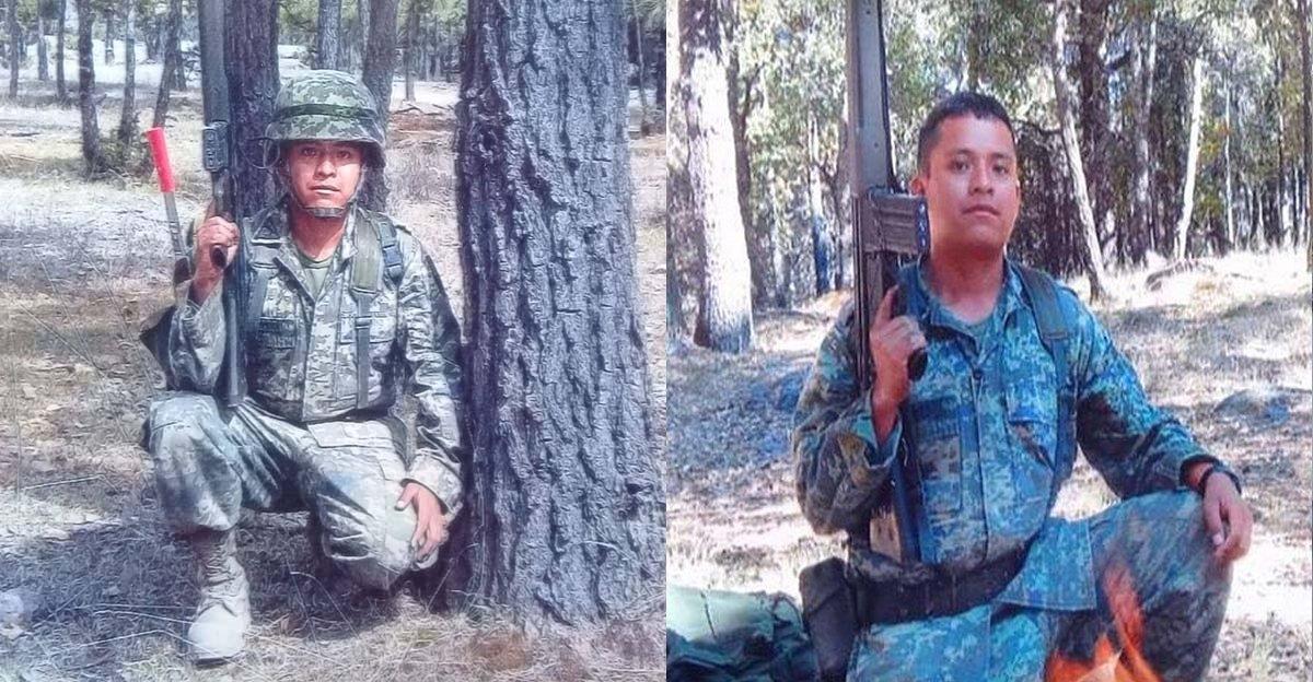 La historia del soldado trastornado por la guerra contra el narco y que la Sedena abandono a su suerte.