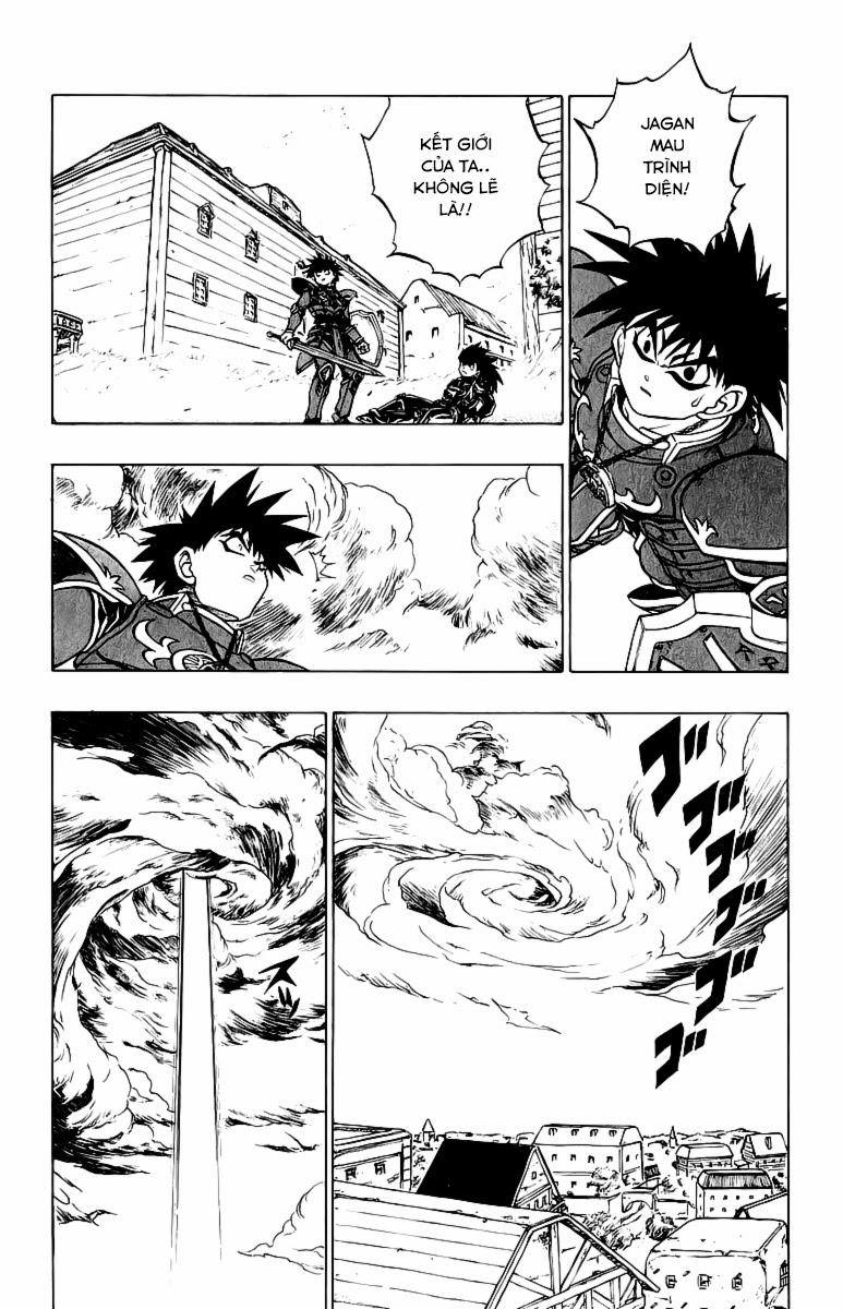 Dragon Quest: Emblem of Roto chap 37 trang 13