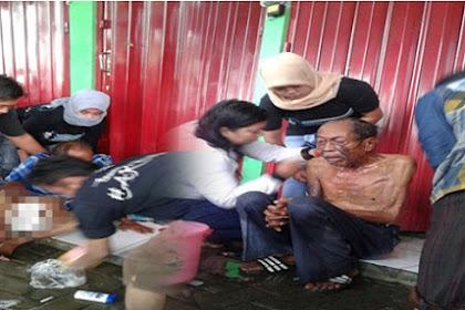 Kakek Ini ditendang dan diusir dari rumah lantaran tak bisa berangkatkan istrinya naik Haji