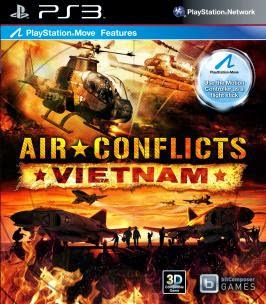 Air Conflicts: Vietnam Play Station 3 Español