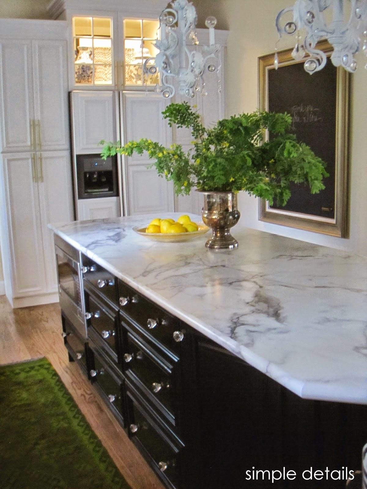 Calcutta Marble Laminate Countertop Simple Details Formica Calacatta Marble Review