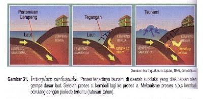 perencanaan kawasan rawan tsunami