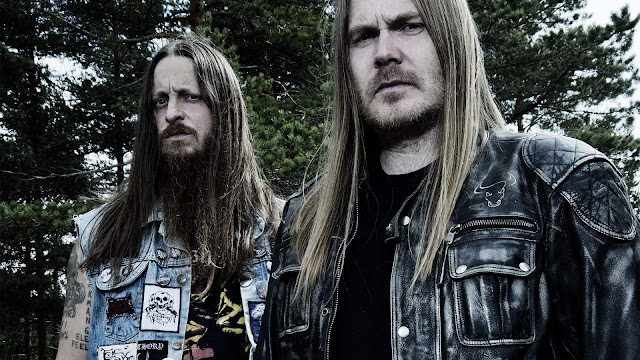 Darkthrone - Nuevo disco