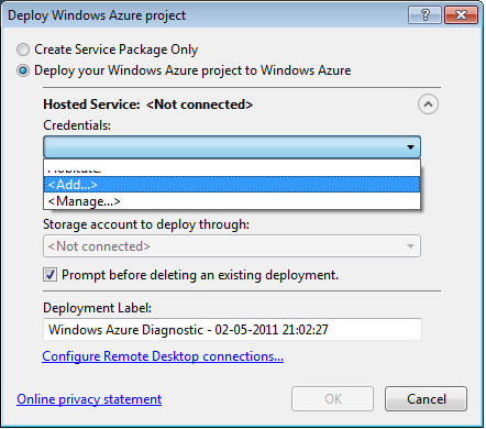 403 - Forbidden: Access is denied, error while accessing a Azure Web