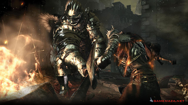 Dark Souls III Gameplay Screenshot 3