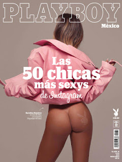 Playboy Mexico – Abril 2018 PDF Digital