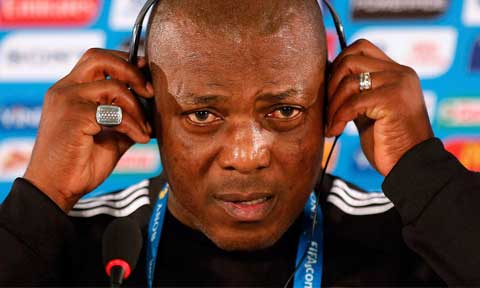 FIFA Pays Tribute To Late Super Eagles Coach, Stephen Keshi