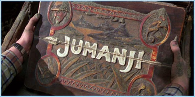 Steelbook, análsis, Jumanji, Cine en Casa