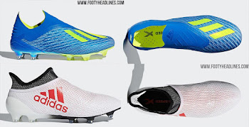 a0294f282116ec Completely Different - Adidas X 17+ vs Laceless Next-Gen Adidas X 18+ Boots