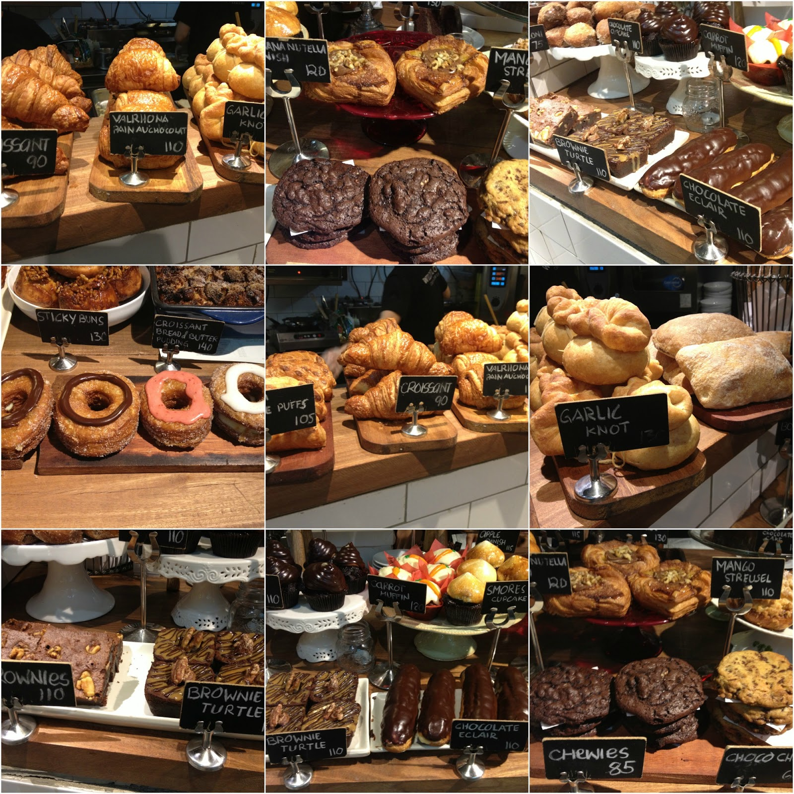 Wild Flour Cafe And Bakery