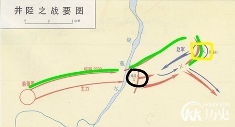 battle of jingxing map