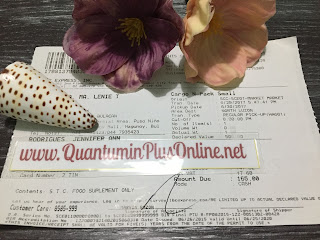 Quantumin Plus Online: Proof of Successful Deliveries
