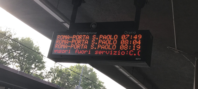 Roma-Lido Strikes Back!