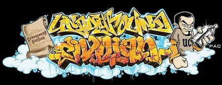 Artwork Web Graffiti Writing 3d Alphabet Arrow