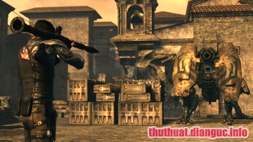 Game Dark Sector full free download
