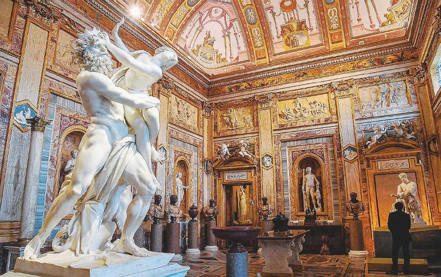 Bambini: Galleria Borghese. Visita Guidata per tutta la Famiglia