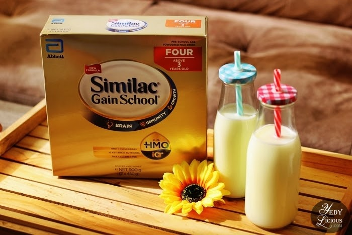 Similac Gain School HMO Blog Review, Similac Gain School HMO   by Abbott Philippines, Similac Gain School HMO Sale on Lazada 11-11 Sale, Best Formula for kids, Best Milk For Kids, Best Milk in Manila,  YedyLicious Manila Food Blog