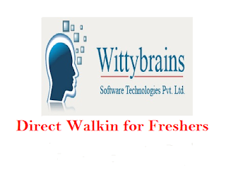 Wittybrains-Software-walkin-for-freshers