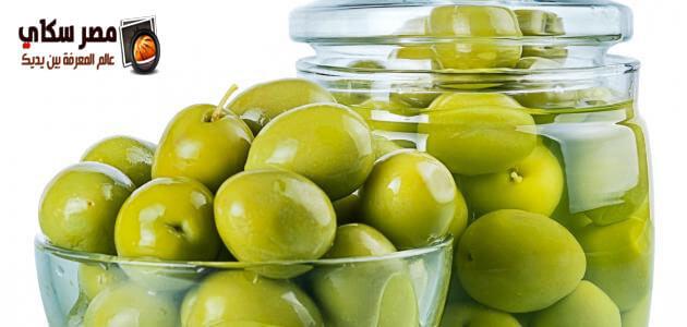 3 طرق لعمل مخلل الزيتون الأخضر بالصور