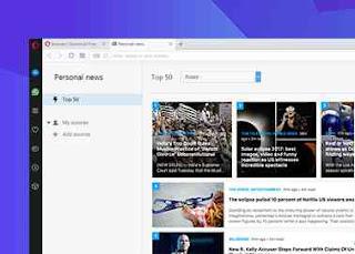 Browser Opera untuk PC dan android