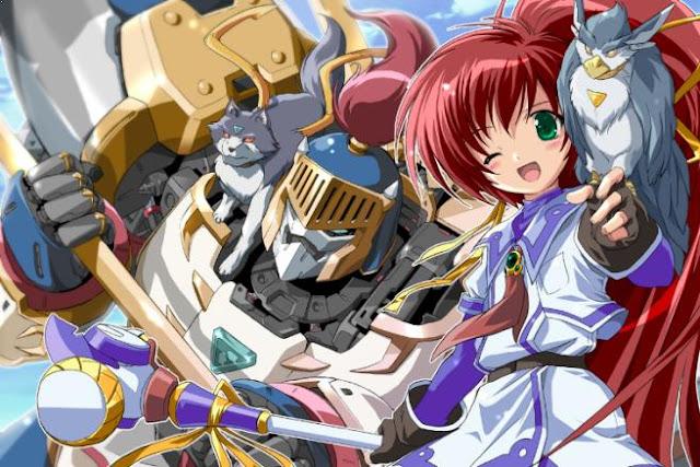 Aoi Umi no Tristia - Daftar Rekomendasi Anime Buatan Studio Ufotable Terbaik