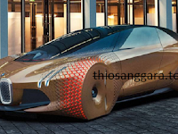 BMW Vision Next 100 is the most advanced cars of BMW