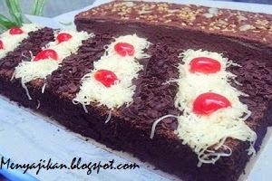 Brownies Coklat Panggang