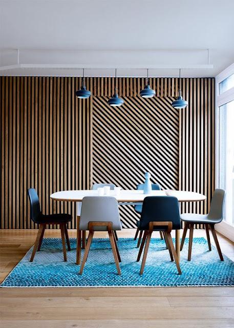 salle à manger scandinave