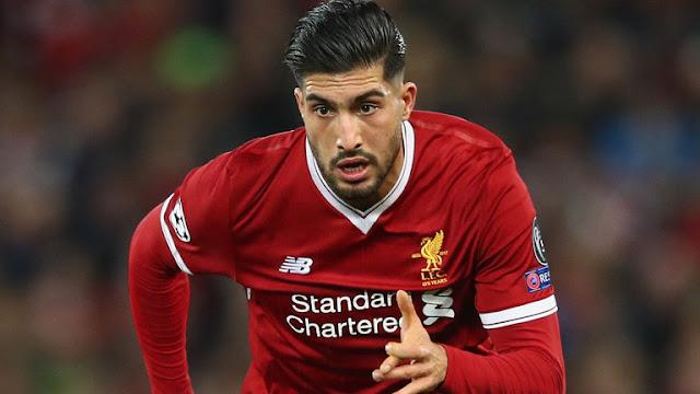 Emre Can Pilih Fokus di Liverpool, Meski Diincar Juventus
