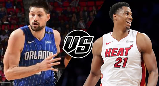 Live Streaming List: Orlando Magic vs Miami Heat 2018-2019 NBA Season